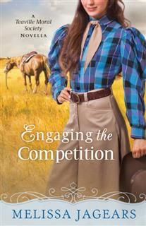 Engaging the Competition (With This Ring? Collection), Melissa Jagears