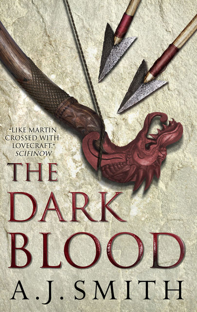 The Dark Blood, A.J.Smith