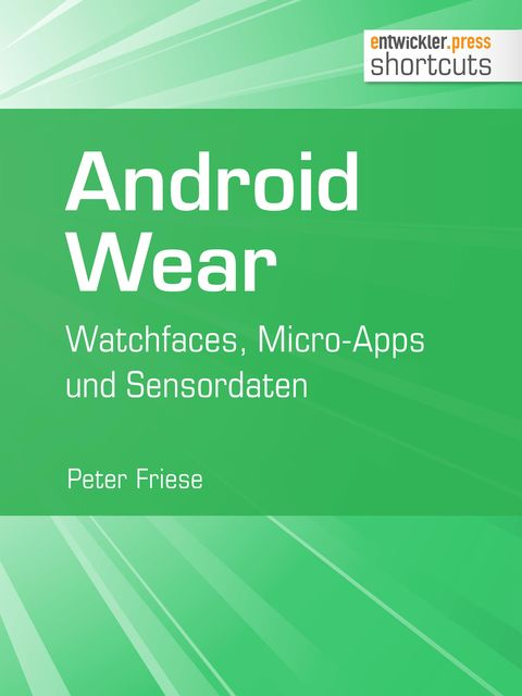 Android Wear, Peter Friese