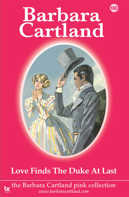 Love Finds The Duke at Last, Barbara Cartland