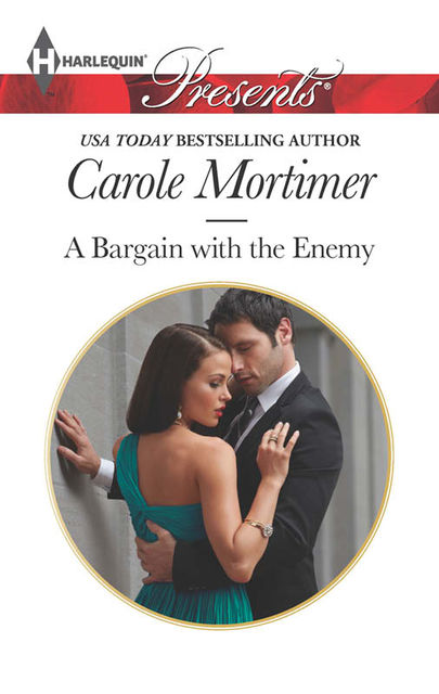 A Bargain with the Enemy, Carole Mortimer