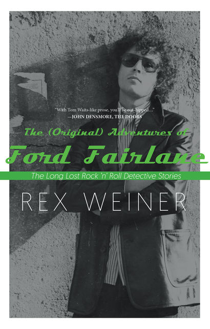 (Original) Adventures of Ford Fairlane, Rex Weiner