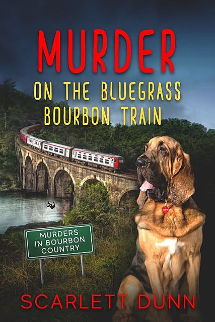 Murder on the Bluegrass Bourbon Train, Scarlett Dunn