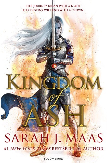 Kingdom of Ash, Sarah J.Maas