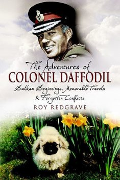 Adventures of Colonel Daffodil, Roy Redgrave