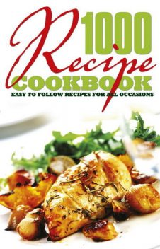 1000 Recipe Cookbook,