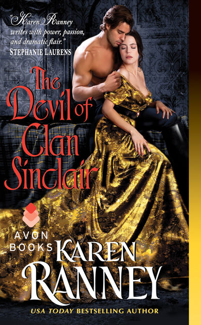 The Devil of Clan Sinclair, Karen Ranney