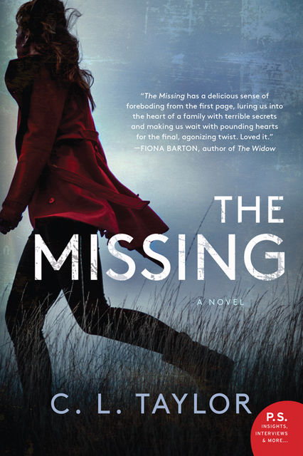 The Missing, C.L. Taylor