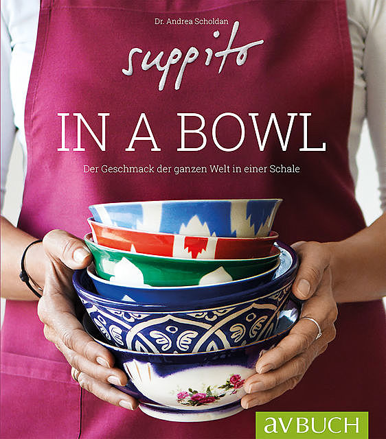 Suppito in a bowl, Andrea Scholdan, Maryam Yeganehfar