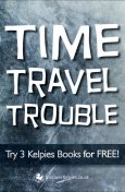 Time Travel Trouble, Janis Mackay, T.Traynor, Gill Arbuthnott