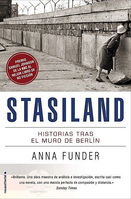 Stasiland, Anna Funder