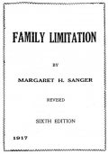 Family Limitation, Margaret Sanger