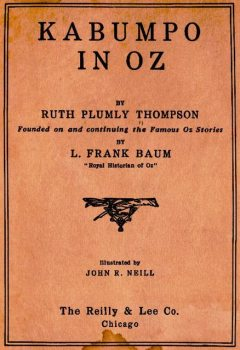 The Illustrated Kabumpo in Oz, Ruth Plumly Thompson