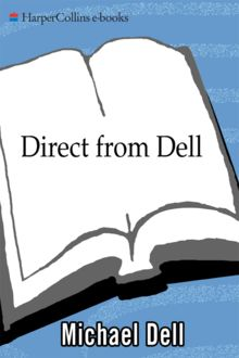 Direct From Dell, Catherine Fredman, Michael Dell