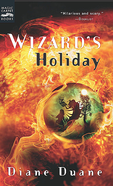 Wizard's Holiday, Diane Duane