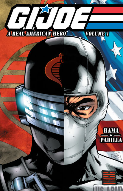 G.I. Joe: A Real American Hero Vol. 1, Larry Hama