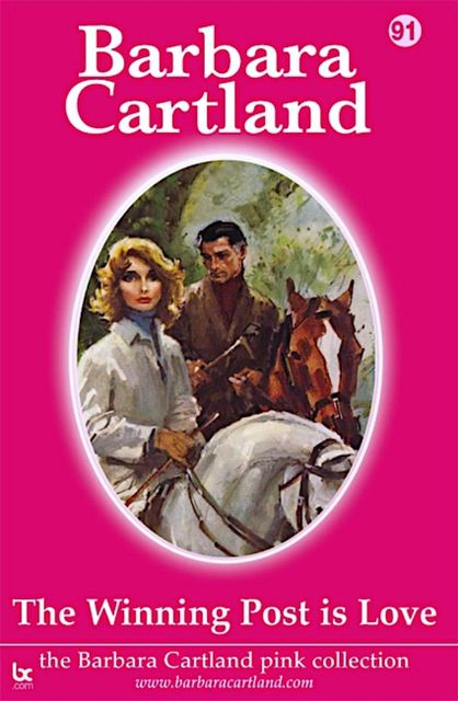 The Winning Post Is Love, Barbara Cartland