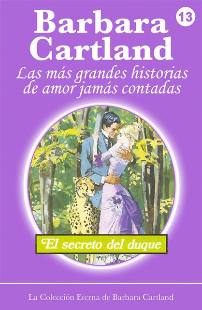 Love and a Cheetah, Barbara Cartland