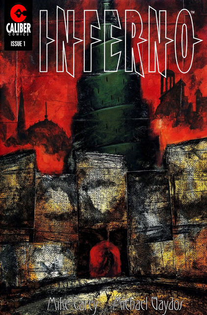 Inferno Vol.1 #1, Mike Carey