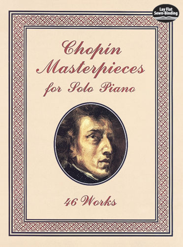 Chopin Masterpieces for Solo Piano, Frederic Chopin