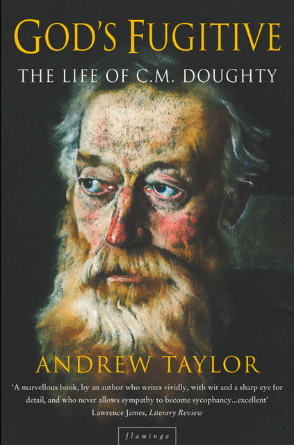 God's Fugitive (Text Only), Andrew Taylor