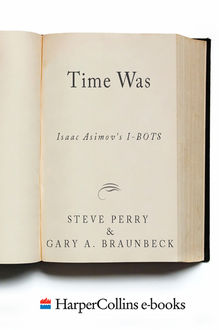 Time Was, Steve Perry