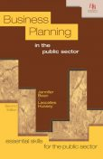 Business Planning in the Public Sector, Jennifer Bean, Lascelles Hussey
