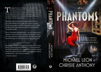 Phantoms, Chrissie Anthony, Michael Leon