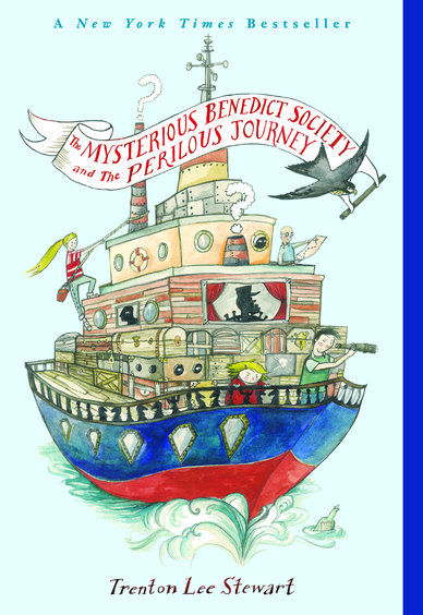 The Mysterious Benedict Society and the Perilous Journey, Trenton Lee Stewart