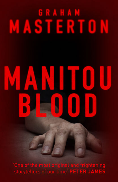 Manitou Blood, Graham Masterton