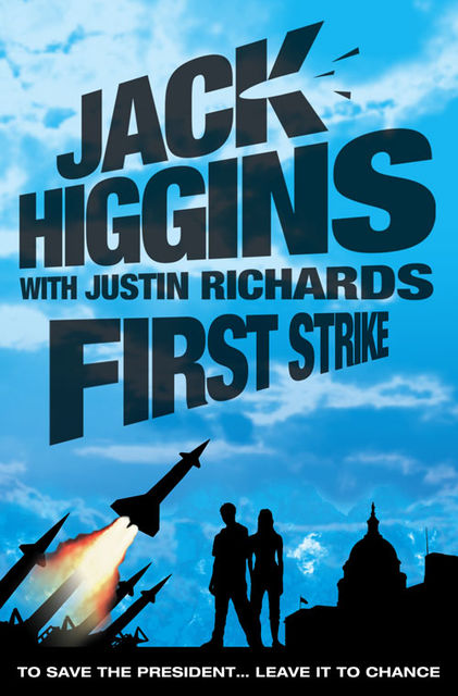 First Strike, Jack Higgins