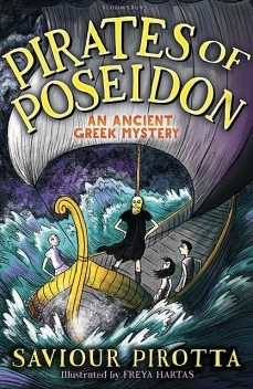 Pirates of Poseidon: An Ancient Greek Mystery, Saviour Pirotta