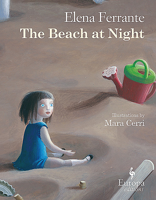 The Beach at Night, Elena Ferrante