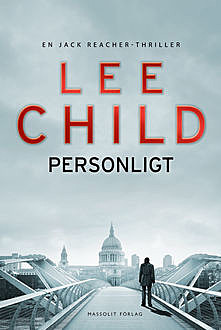 Personligt, Lee Child