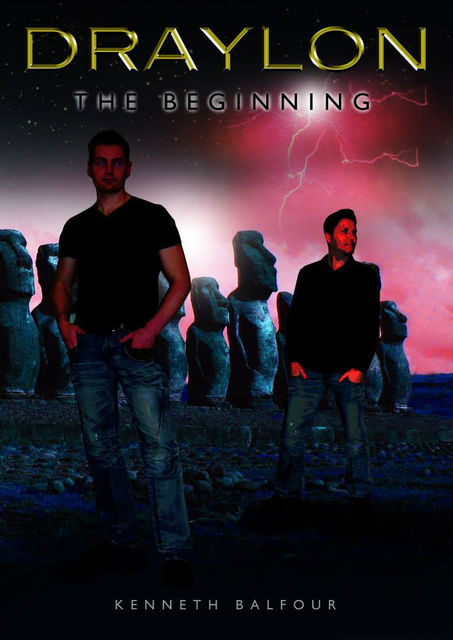 Draylon: The Beginning, Kenneth Balfour