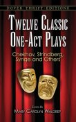 Twelve Classic One-Act Plays, Mary Carolyn Waldrep