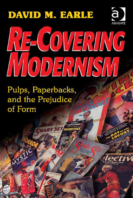 Re-Covering Modernism, David M Earle