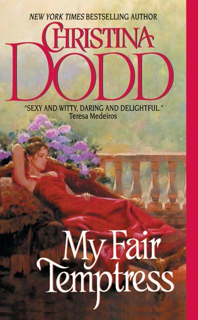 My Fair Temptress, Christina Dodd