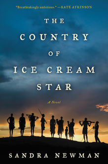 The Country of Ice Cream Star, Sandra Newman