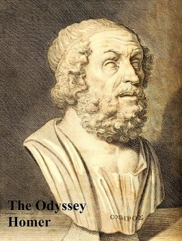 The Odysseys of Homer by Homer Trans by George Chapman,