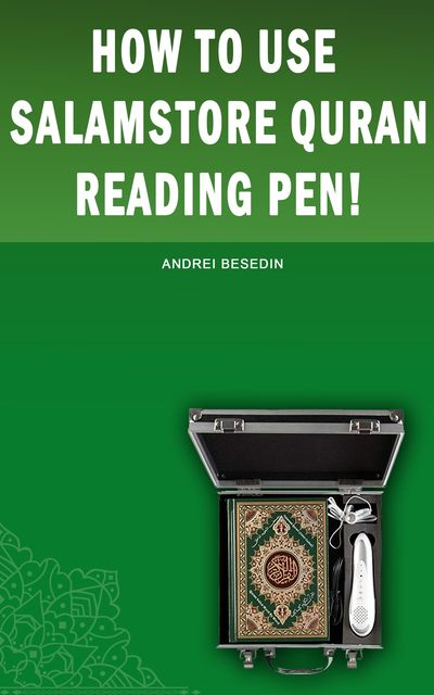 How To Use Salamstore Quran Reading Pen, Andrei Besedin