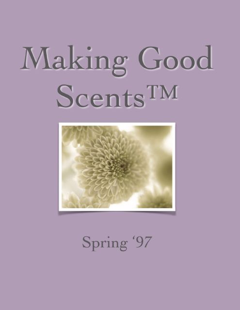 Making Good Scents™ – Spring 97, Ololade Franklin