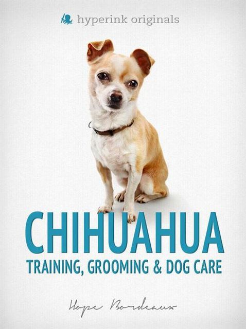 Chihuahua: Training, Grooming, and Dog Care, Hope Bordeaux
