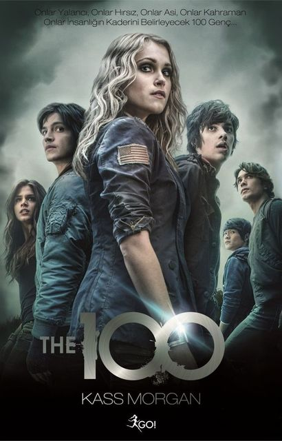 The 100, Kass Morgan