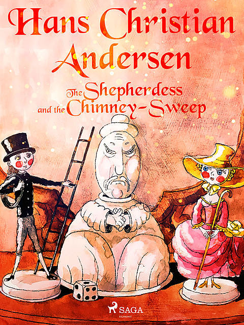 The Shepherdess and the Chimney Sweeper, Hans Christian Andersen