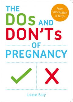 The Dos and Don'ts of Pregnancy, Louise Baty