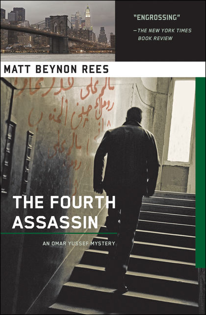 The Fourth Assassin, Matt Rees