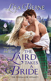 The Laird Takes a Bride, Lisa Berne