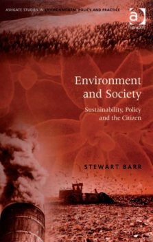 Environment and Society, Stewart Barr