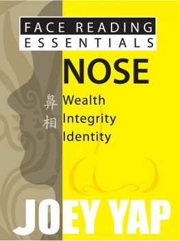 Face Reading Essentials – Nose, Yap Joey